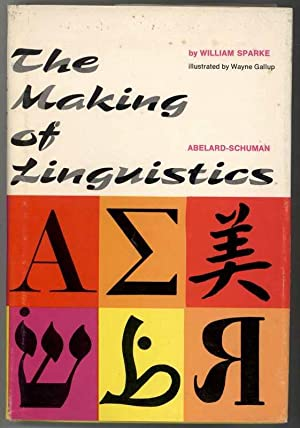 THE MAKING OF LINGUISTICS: Sparke, William