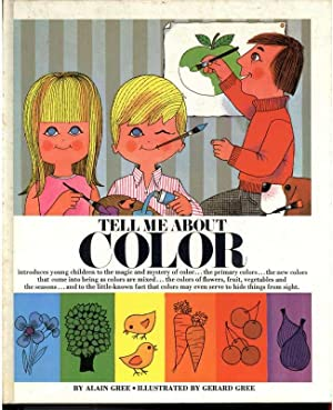 TELL ME ABOUT COLOR: Gree, Alain and Gerard
