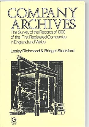 Company Archives: The Survey of the Records: Lesley Richmond &