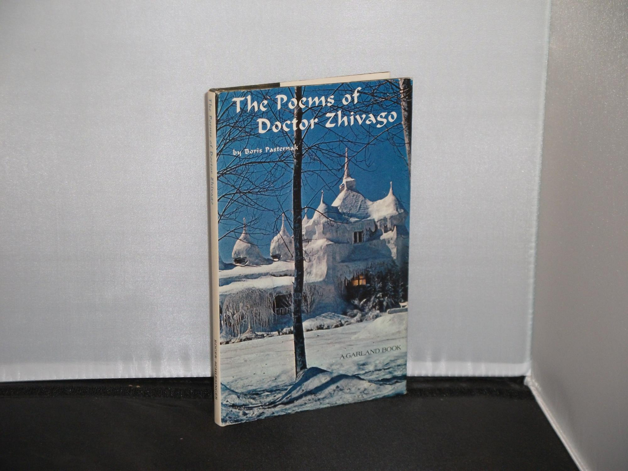 The Poems Of Doctor Zhivago Illustrated With