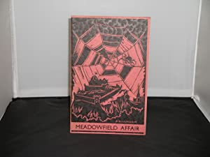 Meadowfield Affair with Foreword by William Douglas: J G Gray