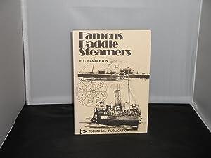 Famous Paddle Steamers: F C Hambleton