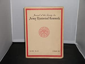 Journal of the Society for Army Historical