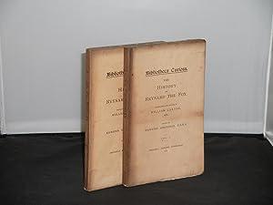 Bibliotheca Curiosa The History of Reynard the