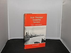 Irish Passenger Steamship Services Volume 1 North: D B McNeill