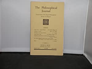 The Philosophical Journal : Transactions of the