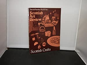 Scottish Art Review Volume 15, No 1 1977 Scottish Crafts article subjects include Scottish Potter...