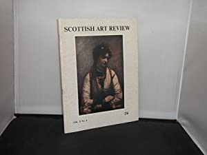 Scottish Art Review Volume 10, No 4 1966 article subjects include Scottish Silver Teaspoons and T...