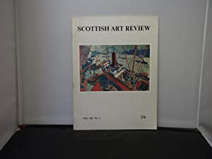 Scottish Art Review Volume 12, No 1 1969 article subjects include The Stevenson Collection from L...