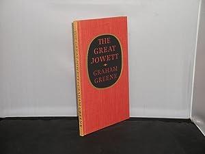 The Great Jowett one of 525 copies: Graham Greene