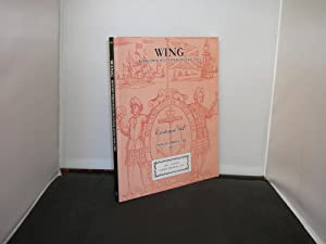 Maggs Bros : Wing Books Printed in