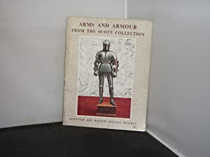 Scottish Art Review Volume 6, No 1 1956 Arms and Armour from the Scott Collection