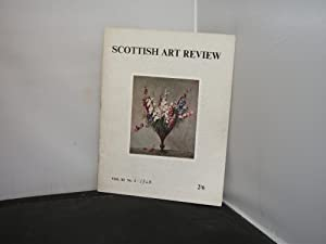 Scottish Art Review Volume 11, No 3 1968 article subjects include Alex Reid: A Man of Influence, ...