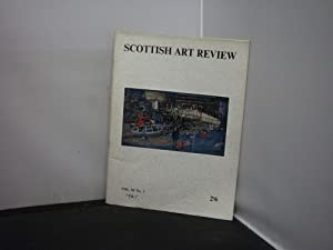 Scottish Art Review Volume 11, No 1 1967 article subjects include James Sellars, Architect, Glasg...