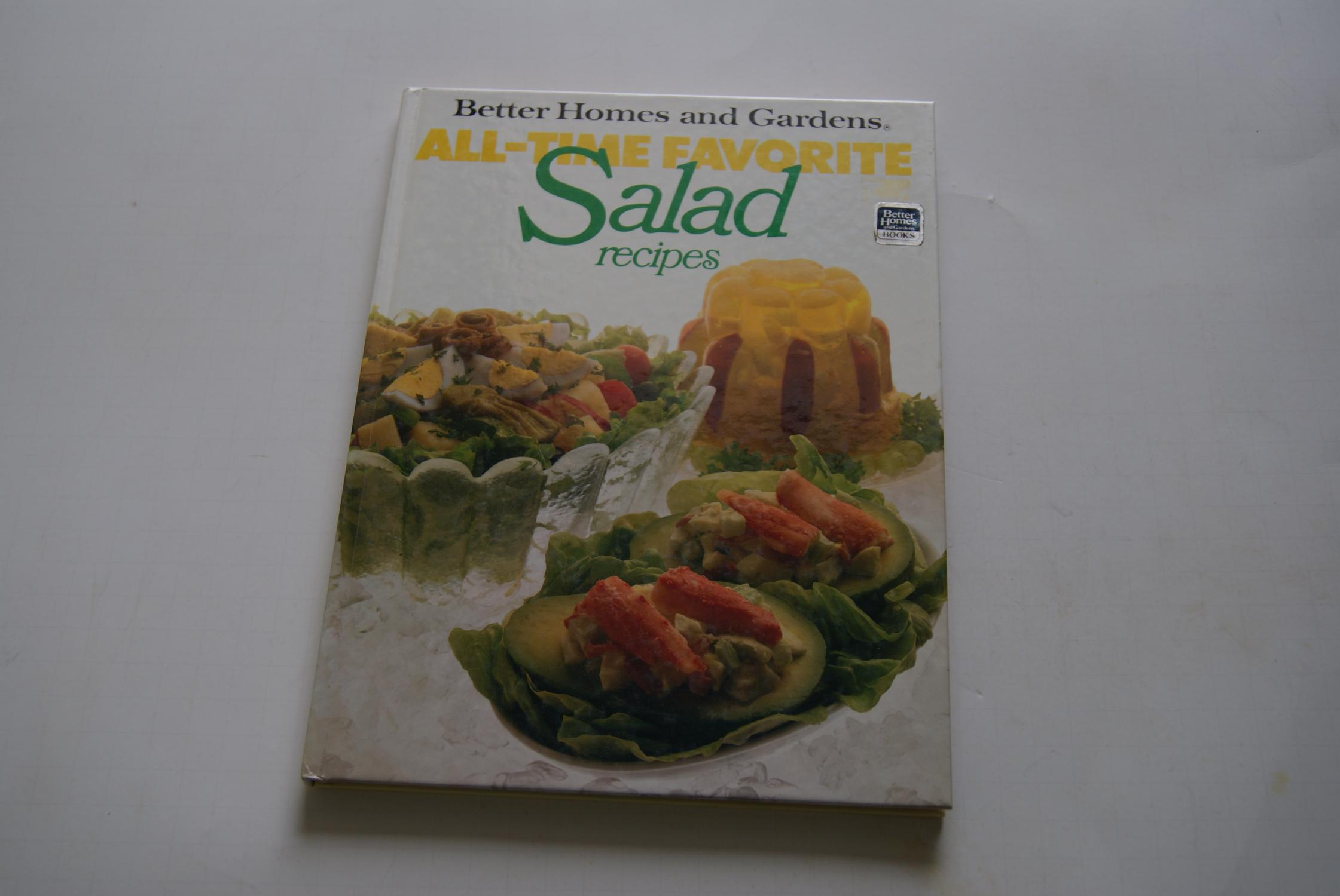 All Time Favorite Salad Recipes Better Homes Gardens