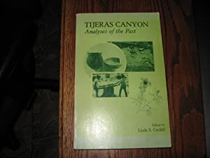 Tijeras Canyon: Analyses of the Past: Cordell, Linda S. editor