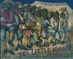 Ten Little Nigger Boys. Dean's Gold Medal: Dean & Son.