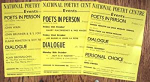 National Poetry Centre. Events.