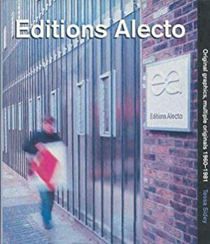 Editions Alecto: Original Graphics, Multiple Originals 1960-1981.