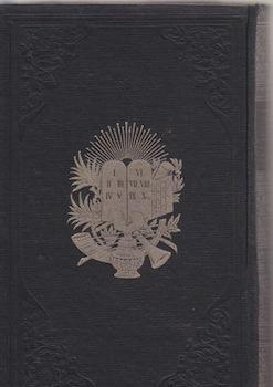 Machzor Le'arbeit Yom Kippur = Prayer book for the eve of Yom Kippur.: Bamberger, Selig.