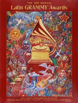 The 3rd Annual Latin Grammy Awards.