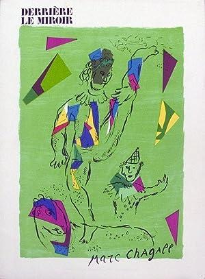 Derrière le Miroir 235. With 2 lithographs: Chagall, Marc.