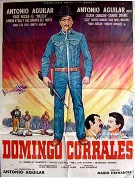 Domingo Corrales Con Antonio Aguilar Jorge Russek Eleazar