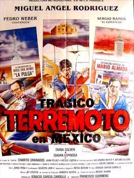 Trágico terremoto en México. Con Miguel Ángel Rodríguez, Pedro Weber 'Chatanuga', Mário ...