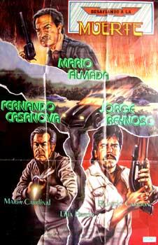 Desafiando a la muerte. Con Mário Almada, Fernando Casanova, María Cardinal, Ricardo ...