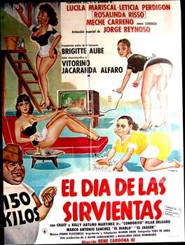 El día de las sirvientas. Con Lucila Mariscal, Jorge Reynoso, Leticia Perdigón. (...