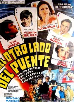 Del otro lado del puente. Con Valentín: Ortega, Gonzalo Martínez.