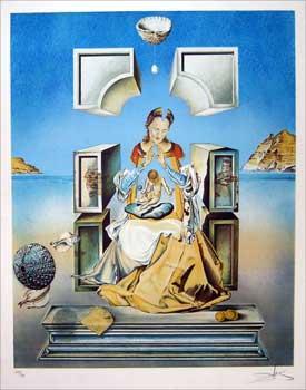 Madame de Port Lligat.: Dali, Salvador (After).
