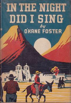 In The Night Did I Sing.: Foster, O'Kane.