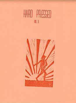 Hard Pressed. no. 3.: Bouchey, Myrna ,