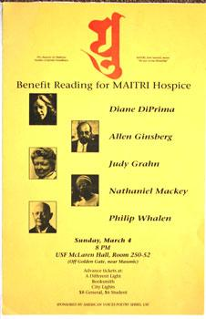 Benefit Reading for MAITRI Hospice.