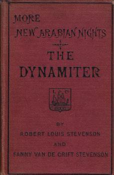 More New Arabian Nights: The Dynamiter.: Stevenson, Robert Louis;