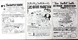 2 Hartley South Presents 20 Hour Marathon Party.