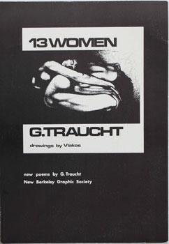 Poster] 13 Women.: Traucht, G., Vlakos.