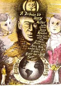 A Tribute to Henry Miller.