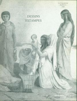 Dessins - Estampes. Catalogue Papety. 1982.: Paul Prouté S.A.