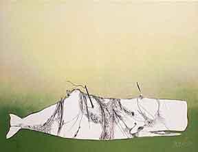Moby Dick.: Baskin, Leonard.