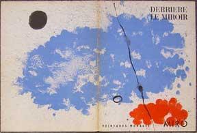 Derrière le Miroir. DLM #128. Miró.: Miró, Joan.