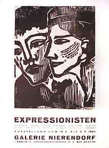 Expressionisten [poster].