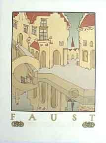 Faust [poster].: Goines, David Lance.