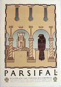 Parsifal [poster].: Goines, David Lance.