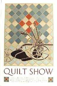 Quilt Show [poster].
