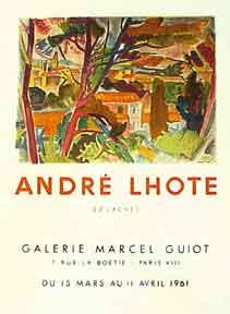 Galerie Marcel Guiot [poster].