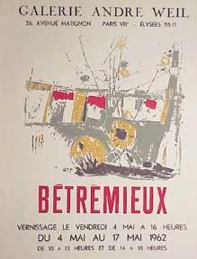 Bétrèmieux Exposition.: Bétremieux.