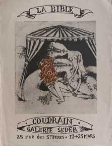La Bible. Coudrain.: Coudrain, Brigitte.