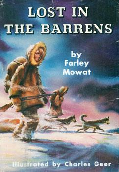 lost in the barrens characters
